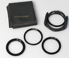 (PRL) COKIN KIT PORTAFILTRI HOLDER FILTER SET A + LOTTO ANELLO RING + SOFTBAG