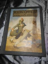 Kidnapped by Robert Louis Stevenson, illustrated by N.C. Wyeth 1944