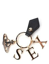 NWT Vivienne Westwood ORB & SEX Key Ring Charm Gadget NEW WITH BOX