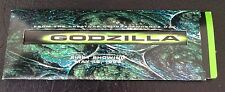 Godzilla Movie 1998 First Showing Theater Promo Film Frame Packet Promotional #2