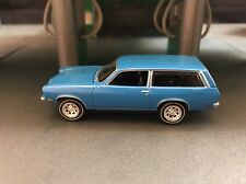 1972 Chevrolet Vega Wagon Blue 1/64 LIMITED EDITION DIECAST COLLECTIBLE CAR RARE