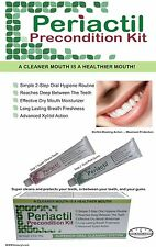 Periactil Precondition kit Extreme Cavity fighring and gum disease reversal