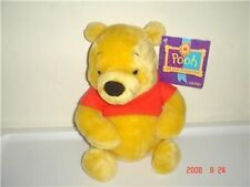 disney's gund pooh large bean bag plush 9""