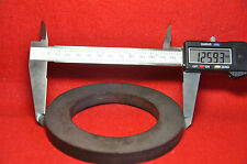 BIG 126x80x12.5 Ferrite Ring Iron Toroid Core Black for Power Inductor