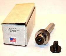 "NOS AMERICAN SUN USA 410-4A 1-1/4"" Face  MILL HOLDER R8 SHANK #WL30.1.3"