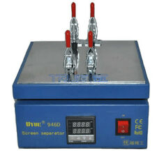 LCD separator Machine Plate for Cell Phone Glass Screen Repair LCD Removal
