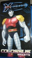 X-MEN EVOLUTION COLOSSUS  MAQUETTE Statue ~ LIMITED LOW #24 /200  * ARTIST PROOF