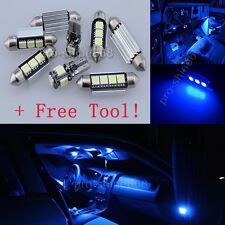 Canbus For BMW 3 series M3 E36 Interior Package Kit LED Light Xenon Blue + TOOL