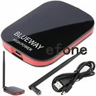 USB WiFi Adapter BlueWay N9000 free internet High power Network Black Antenna