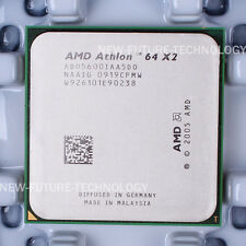 AMD Athlon 64 X2 5600+ (ADO5600IAA5DO) CPU 1000 MHz 2.9 GHz Socket AM2 100% Work