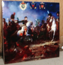 Battle of Austerlitz 1805 ~Napoleonic Wars~Napoleon on horse MICRO TILE