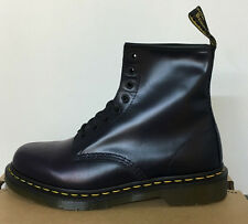 DR. MARTENS 1460 DRESS BLUE BUTTERO   LEATHER  BOOTS SIZE UK 3