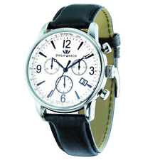 OROLOGIO UOMO PHILIP WATCH KENT HERITAGE CRONO R8271678001 LIST. 320€ ORIGINALE