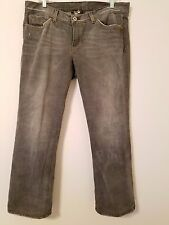 Men's LUCKY BRAND Low Rise Boot Cut Jeans 14 / 32