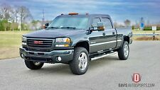 2003 GMC Sierra 2500 SLT / LEATHER / NAV / CAMERA / HEATED SEATS