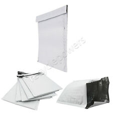 "50 Bubble Mail Plastic protect Padded Envelope Shipping Poly Bag 5x7"" 13 x 17cm"
