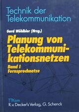 G. Wöhlbier: Planung von Kommunikationsnetzen Band I, gebraucht