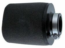 """New UNI Single Stage 1.5"""" ID, 4"""" Long Clamp-On Pod Motorcycle / ATV Air Filter"""