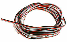 5m Servo Wire 22awg Futaba JR 3-Pin