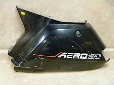 Honda Scooter AERO 50 NB50-A AERO NB 50 Used Left Frame Cover 1986 #HB41