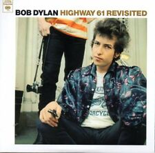 CD Bob DYLAN Highway 61 Revisited 1965 - MINI LP REPLICA CARD BOARD SLEEVE