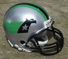 WASHINGTON FEDERALS USFL FOOTBALL MINI HELMET PICK EITHER OF THE 2 STYLES USED