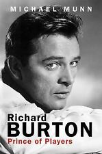 Richard Burton: Prince of Players-ExLibrary