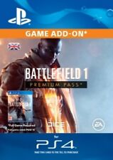 Battlefield 1 Premium Pass DLC PS4 - Same Day Dispatch