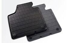 Audi A3 8P Gummifußmatten vorne schwarz Audi Gummimatten Fußmatten A3 8P