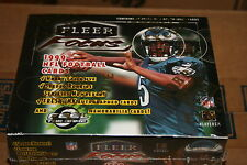 1999 Fleer Focus Football Box (Factory Sealed) (Kurt Warner/Donald Driver RC)