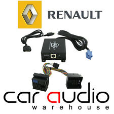 Connects2 CTARNIPOD005.3 Renault Clio 09  Car iPod iPhone Interface Adaptor