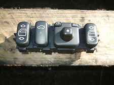 A2088202910 MERCEDES CLK W208 AUTENTICA 2 WINDOW SWITCH PACK
