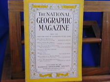 collectif The National geographic Magazine January 1938 (volume LXXIII N°1)...