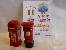 Caja de correos y caja de teléfono Wade le 150 conjuntos