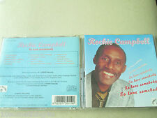 Rockie Campbell ‎- To Love Somebody CD ULTRA RARE NEAR MINT REGGAE FUNK SOUL