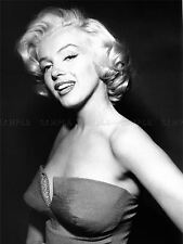 VINTAGE PHOTOGRAPHY PORTRAIT ACTRESS MARILYN MONROE SEXY POSTER PRINT LV11382