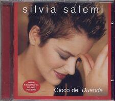 SILVIA SALEMI - Gioco del duende - CD 2003 SIGILLATO SEALED