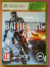 BATTLEFIELD 4 360 GAME inc CHINA RISING EXPANSION PACK brand new UK ORIGINAL