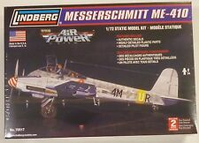 Lindberg 1/72 Messerschmitt ME-410 Model Kit 70517 New