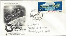1975 Apollo-Soyuz Test Mission Cover aab