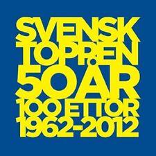 Svensktoppen 50 Ar - 2012