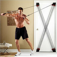 The Total Body Training SYSTEM X-Shape Door GYM Fitness Equipment