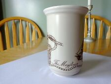 THE MAYFLOWER CUP BY CHURCHILL OF ENGLAND- SHIP AND KNOT FOR PICTURES