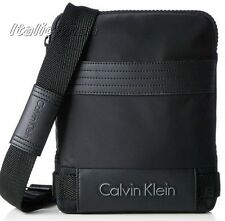 Borsello-bag-сумка CALVIN KLEIN - K50K502037 Night flat crossover  - nero 001