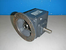Morse Raider 154Q140R10 10:1 Right Output Single Reduction Gear Reducer USA