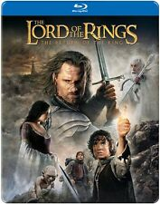 Lord of the Rings: The Return of the K (2013, Blu-ray NEUF) BLU-RAY/WS/Steelbook