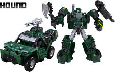 Transformers Combiner Wars Unite Warriors UW-EX Lynxmaster Only Hound