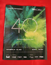 Toronto International Film Festival TIFF 2015 Canada Film Schedule Magazine NEW