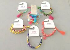 NEW! Lot of 6 Nordstrom CARA Cära Kids Jewelry Multicolor Mixed Bracelet Lot