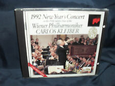 1992 New Year's Concert -Carlos Kleiber / Wiener Philharmoniker